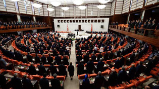 Meclis'te dikkat çeken isimler