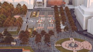 İstanbul meydanlarının tasarım oylaması başladı