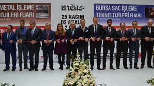 Makine sektörünün Bursa buluşması başladı