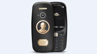 Putin'e özel Nokia 3310