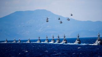 Denizkurdu 2017'yi 19 yabancı askeri ataşe izledi