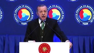 Erdoğan: Faizi sömürü aracı olarak görüyorum