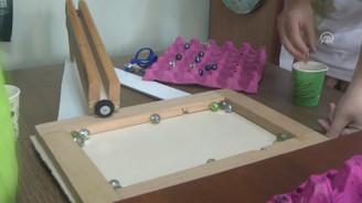 Teknoloji bağımlılığına karşı geleneksel oyunlar geliştirdiler