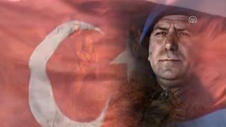 TSK'dan Şehit Tümgeneral Aydın anısına video