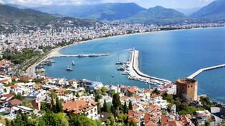 Antalya'da yabancı sermayeli şirket artıyor