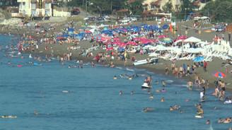 Akçakoca'nın nüfusu bayramda altı kat arttı