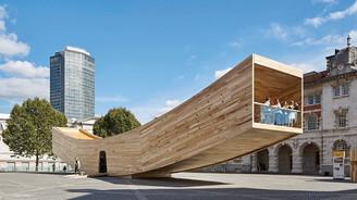 Dünyanın en iyi bina tasarımları