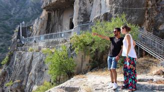 Kral mezarı mağaralar dünya mirası olma yolunda