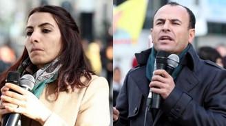 İki HDP'linin vekilliği düşürüldü