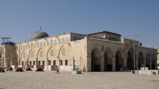 Mescid-i Aksa'nın kapıları açıldı