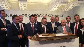 Turkcell rekor geliri 'New York'tan duyurdu