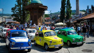 Fiat Fiço Festivali'nden renkli kareler