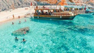 'Antalya'nın Maldivleri tehdit altında