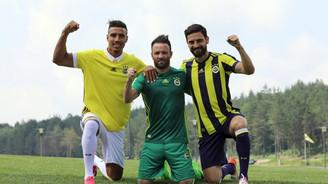 İşte Fenerbahçe'nin yeni formaları