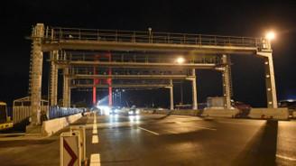 15 Temmuz Köprüsü'ndeki çalışmalar tamamlandı