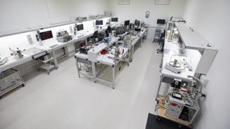 İki sektör için 8,3 milyon euroluk laboratuvar