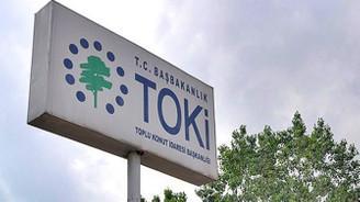 TOKİ'ye ait 397 dükkan için açık artırma