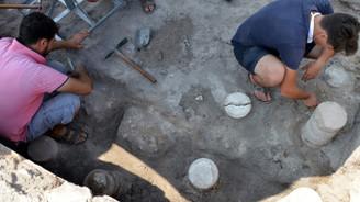 Soli Pompeipolis'te kazı çalışmaları başladı