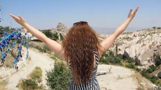 Kapadokya'ya 10 günlük tatil yaramadı