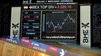 Avrupa borsaları İspanya hariç satıcılı