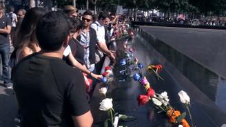 11 Eylül saldırılarının kurbanları anıldı