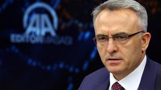 Maliye Bakanı Ağbal: Yeni kanun tasarısını sunduk