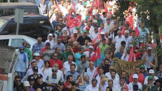 CHP'nin 'fındık yürüyüşü' başladı