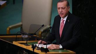 Erdoğan'dan BM Genel Kurulu'nda önemli açıklamalar