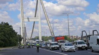 FSM'de trafik yoğunluğu