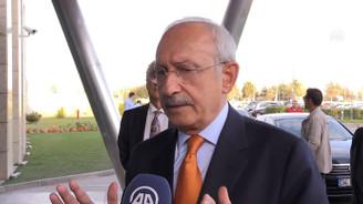 Kılıçdaroğlu, IKBY'nin yasa dışı referandumunu değerlendirdi
