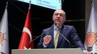 Erdoğan'dan AB'ye sert mesaj