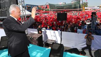 Başbakan Yıldırım: İzmir'in çılgın projesini de hazırladık