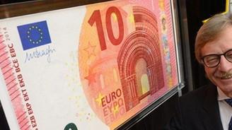 İşte yeni 10 Euro'luk banknot