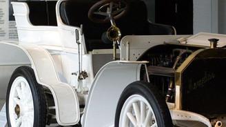 Tarihte Mercedes ile yolculuk