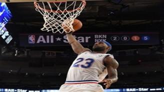 NBA All Star'da rekor gecesi