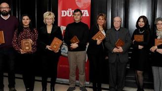 DÜNYA Kitap Ödülleri'ne coşkulu tören