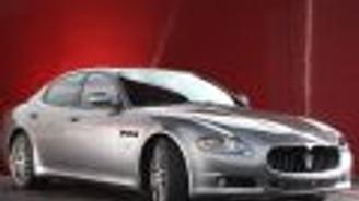 En güçlü Maserati Quattroporte'ye bir ödül daha