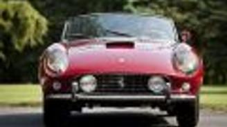 11 milyon dolarlık Ferrari