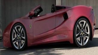 Ferrari'den yeni konsept FT12