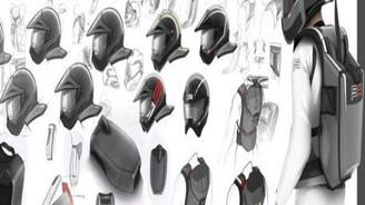 Motosiklette koruyucu kıyafete kolay çözüm