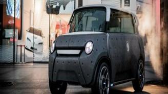 Toyota'dan elektrikli mini