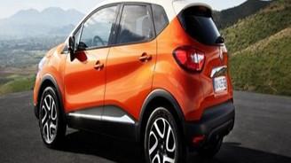 Renault'nun yeni crossover'ı Captur Türkiye'de