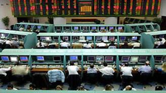 Borsada yabancı payı yüzde 65,6'ya geriledi