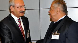 Kılıçdaroğlu, Talabani ile görüştü