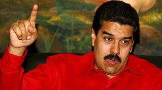 Venezuela lideri Obama'ya sert çıktı