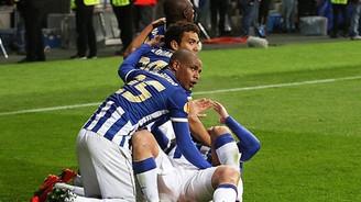 Porto çeyrek finalde