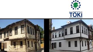 TOKİ'den restorasyona 140 bin lira kredi