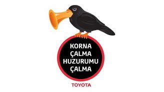Toyota, pazar gününü 'kornasız gün' ilan etti
