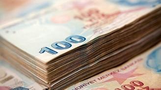 Hazine piyasaya 813,5 milyon lira borçlandı