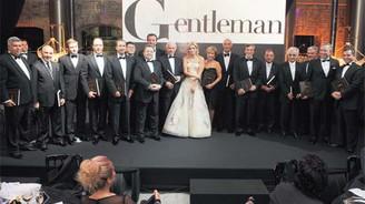 Gentleman'lar ödül gecesinde buluştu